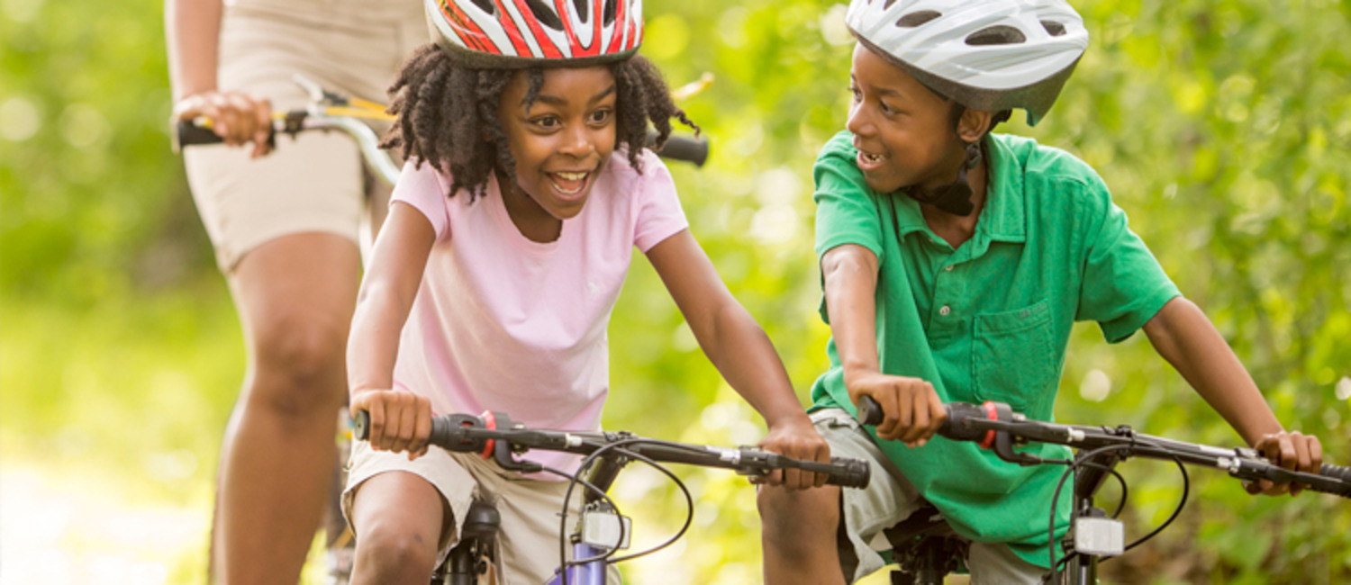 What is the Right Amount of Exercise for Kids Under 10?