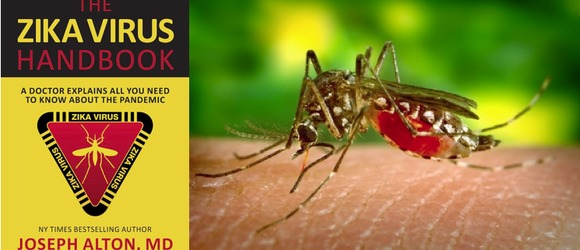 A Doctor Explains All You Need to Know about The Zika Virus: Interview with Dr. Joseph Alton Author of The Zika Handbook