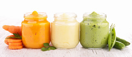 Answers to 6 Common Questions About Baby Food