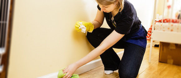 What to Include in a Cleaning Lady Contract