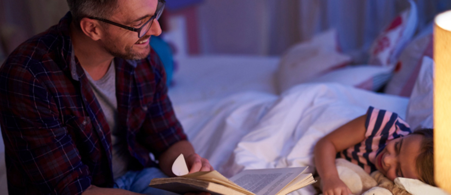 Top 5 Bedtime Stories to Read to Young Children