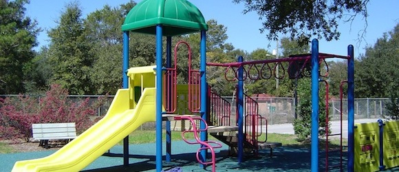 Can a Playground Be Too Safe?