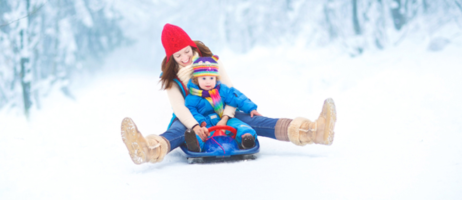 18 Wonderful Winter Outdoor Activities for Toddlers
