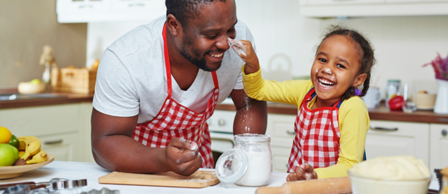 How to Get Kids Involved in the Kitchen