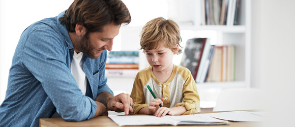 How to Set Up a Homework Zone for Children