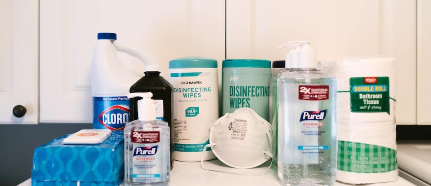Cleaning Supplies That Kill COVID-19