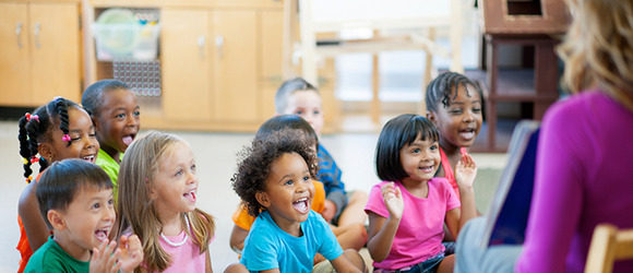 6 Benefits of Daycare for Young Children