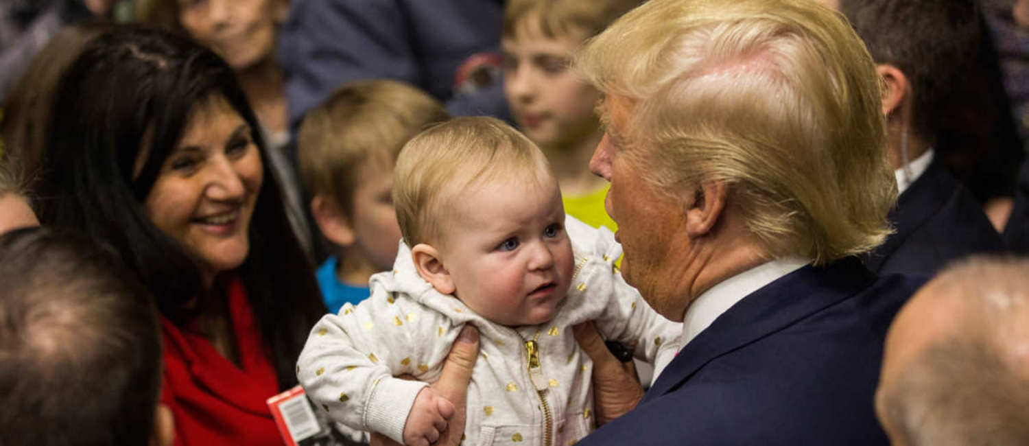Trump's Family Leave Proposal & Abortion Ban & more in this Week's Parenting News Roundup
