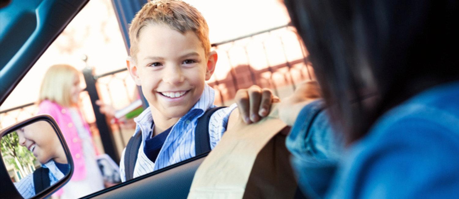 8 Tips for Better School Pick Up and Drop Offs