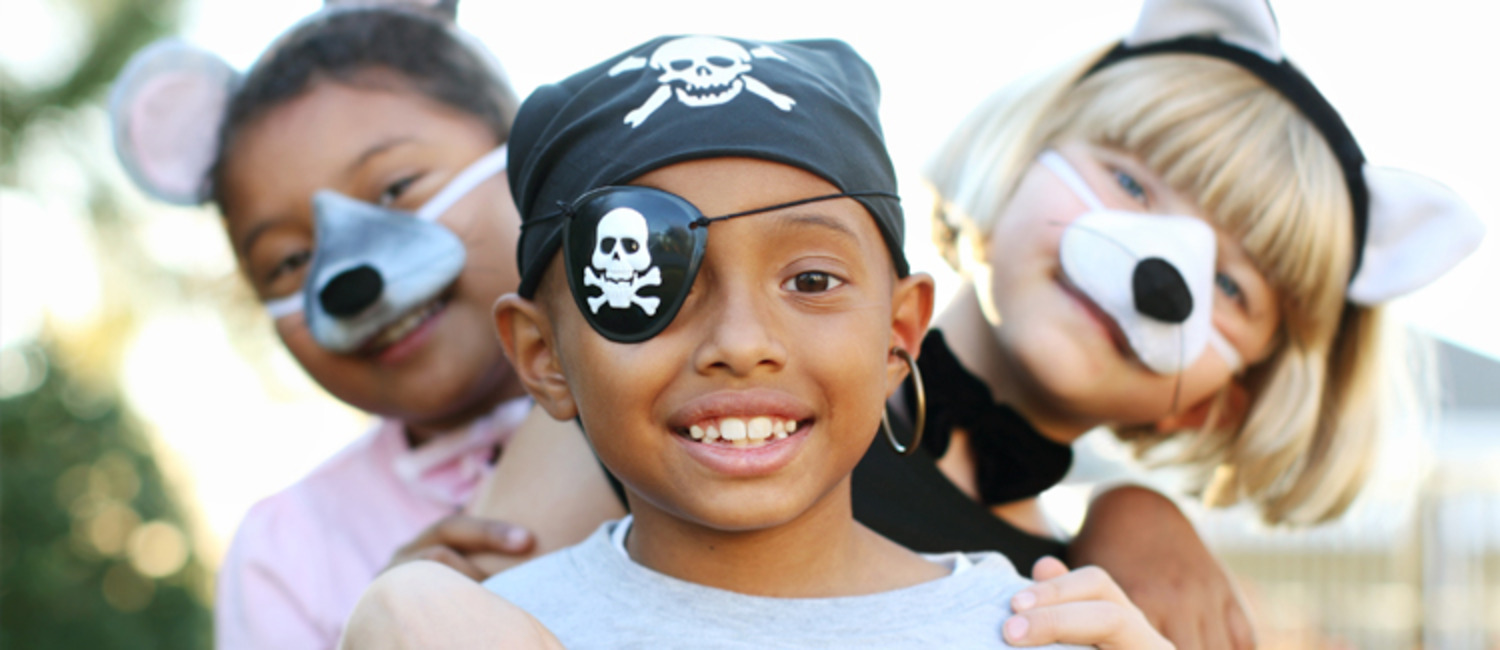 15 Clever & Easy DIY Halloween Costumes for Kids
