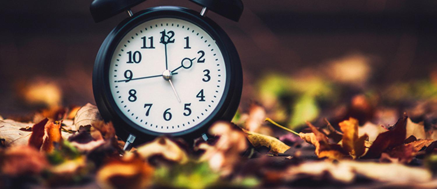 It's Fall Back Time: 6 Tips to Help Kids Adjust to Time Changes