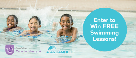 Have a Safe Summer: Win Free Swimming Lessons For Your Kids or Nanny