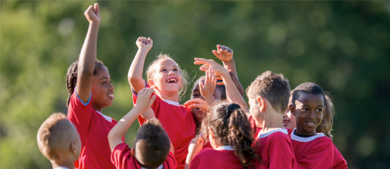 When is the Right Time to Introduce Children to Team Sports?