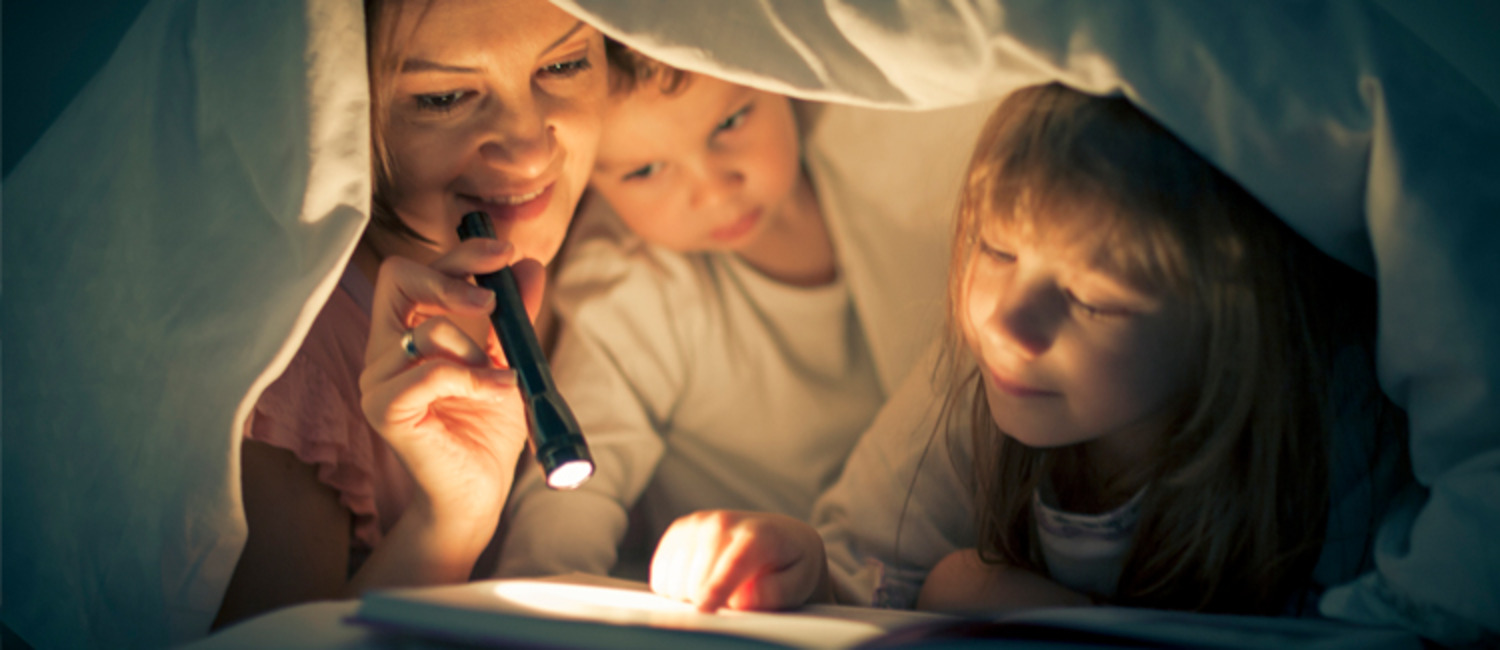 No Power? No Problem! 6 Kids Activities to Do Without Power