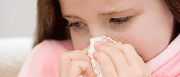 Help… It's Cold and Flu Season! How Can I Protect My Children?