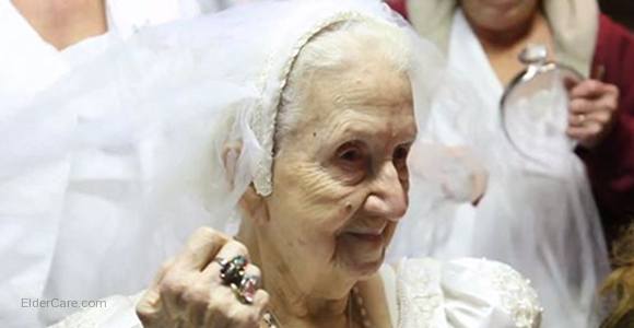 Love at Any Age? Grandmother Married at 85…